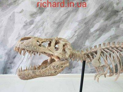 Инсталляция «Динозавр-1» -стильный подарок и декор интерьера