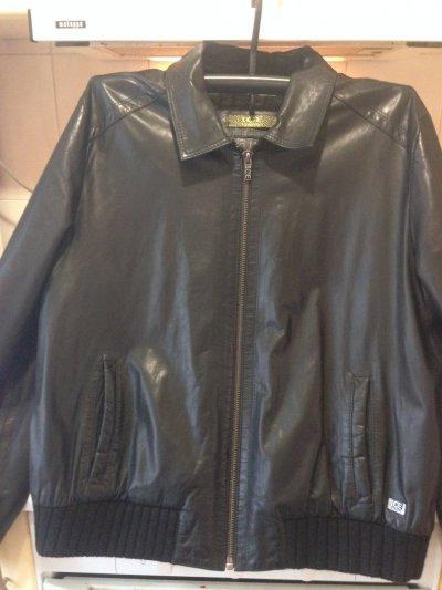 куртка бомбер итальянского бренда изамберг
