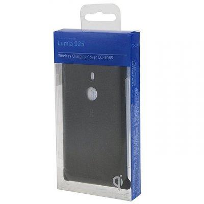 Защитная крышка с функцией беспроводной зарядки для Nokia Lumia 925 CC-3065