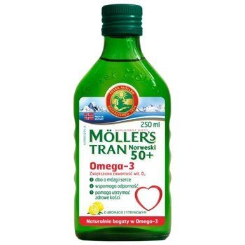 Mollers trank Omega 3 50+ 250ml