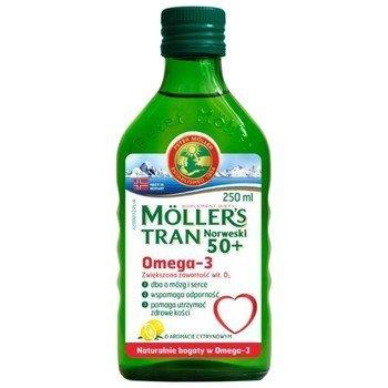 Рыбий жир Mollers Omega 3 50+ 250ml