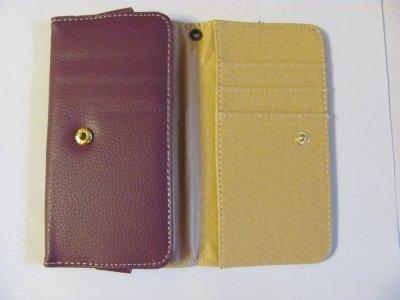 """Бумажник-чехол универсальный для смартфона 4.7""""-5.1"""""""