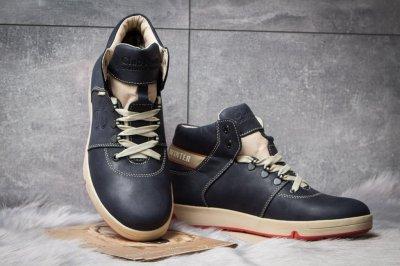 Зимние ботинки на меху Clubshoes Sportwear, темно-синий (30612), р. 40 - 45