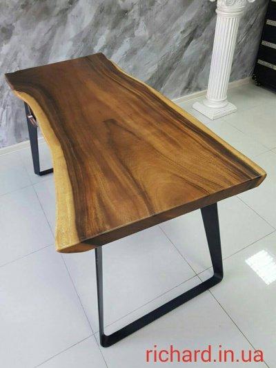 Стол «Американский орех» -правильный выбор для вашей гостиной, кухни, кабинета, офиса…