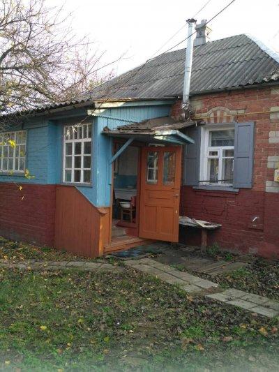 Дом в пгт Ольшаны