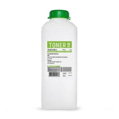 Тонер CW TH-EC12A-1 для HP LJ 1000/1010/1200 Black 1000 гр.