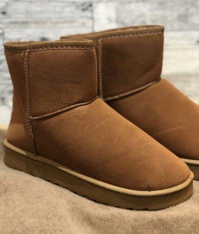 Угги зимняя обувь