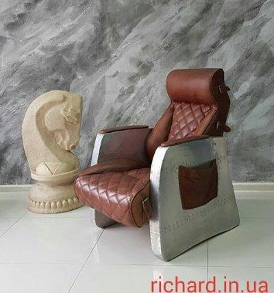 Кресло «БИЗНЕС КЛАСС» – стильная мебель и напоминание об отдыхе…