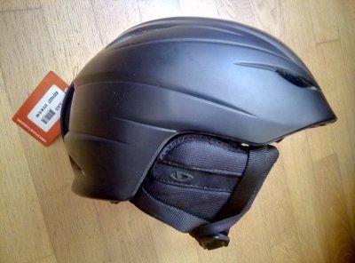 Шлем горнолыжный GIRO G10M WE Mat Black