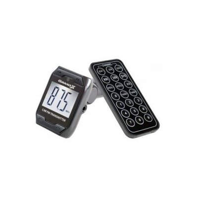 FM-трансмиттер с USB и Micro-SD Grand-X CUFM71GRX