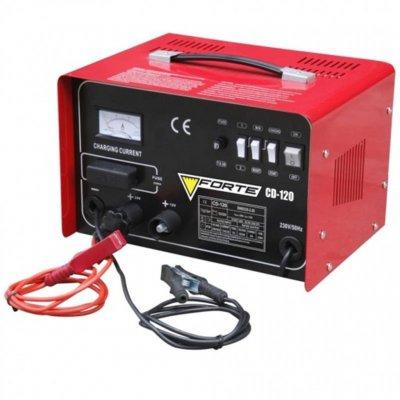 Пуско-зарядное устройство для автомобиля Forte CD-120