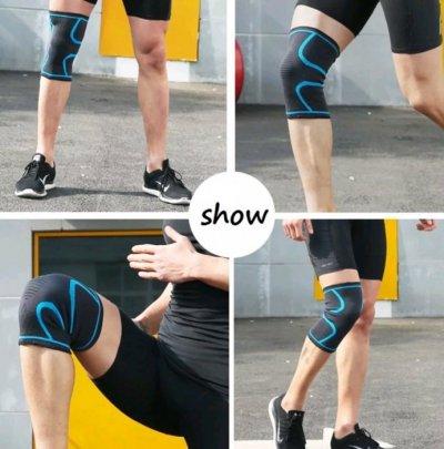 Наколенник для фиксации коленного сустава Aolikes.Взрослые, детские