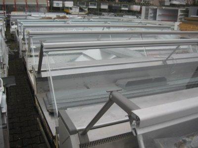 Холодильные витрины бу немецкие