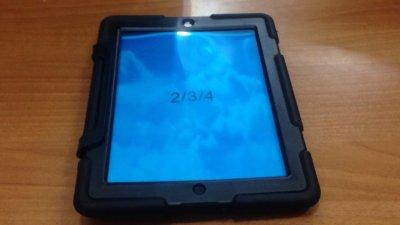 Протиударний чехол для iPad 234 Чорний