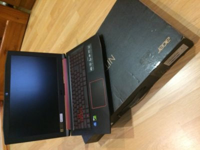 Игровой ноутбук Acer Nitro 5 l5-8300H/GTX1050/1000HDD+16/8 OЗУ/ 2018 г