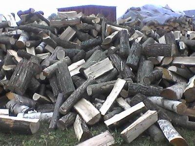 Продаю тверде паливо дрова, торфобрикет Луцьк