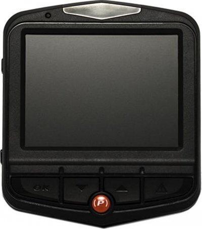 Видеорегистратор Globex GU-110 New черный