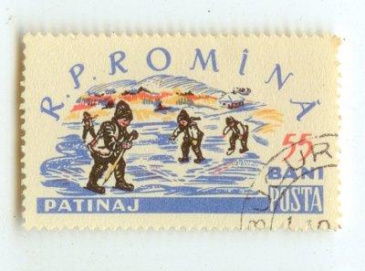 Румыния 1960 г. По Михелю MH# RO1915 гашеная