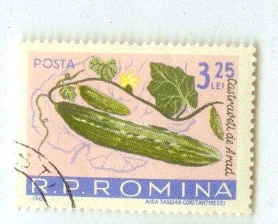 Румыния 1963 г. По Михелю MH# RO2131-RO2136 гашеные