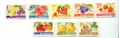 Румыния 1963 г. По Михелю MH# RO2176-RO2183 гашеные