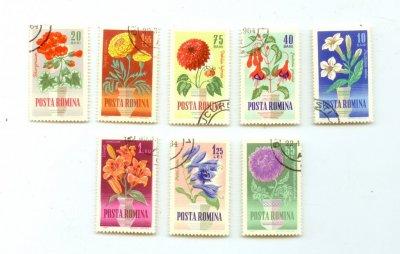 Румыния 1964 г. По Михелю MH# RO2268-2275 гашеные