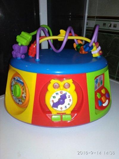 Развивающие игрушки, толкаторы