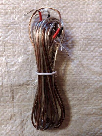 Комплект проводов 3м для подключения колонок