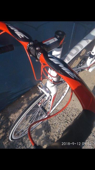 Карбоновый шоссейный велосипед Olmo 2018