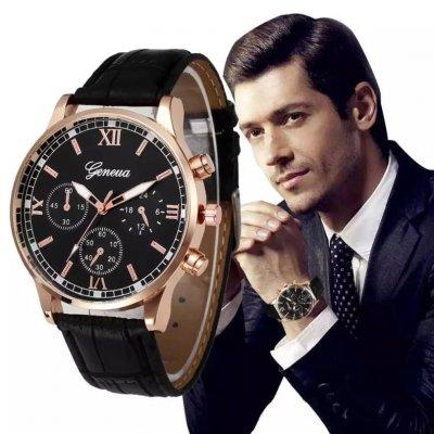 Солидные мужские наручные часы