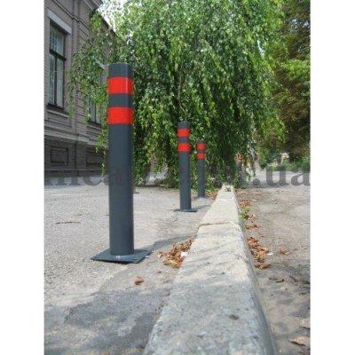 Дорожный тротуарный столбик для ограждения