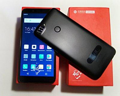 Смартфон Lenovo k320t 2 на 16Gb 5, 7 дюймов OTG 3000мАч 4G.