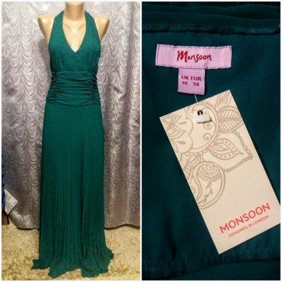 Вечернее платье Monsoon.44 размер.