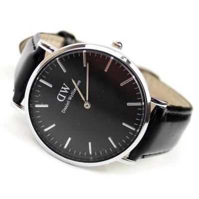 Мужские (тонкие) наручные часы Daniel Wellington
