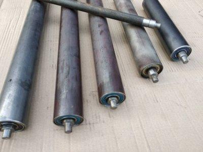 Ролики металеві d51