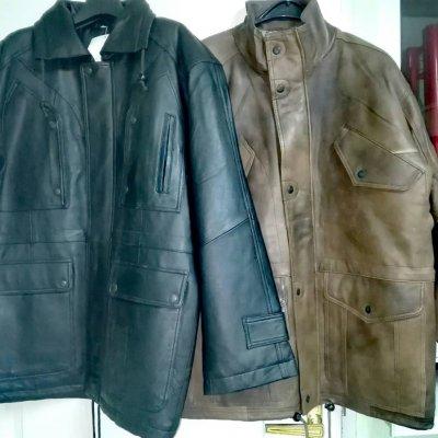 Куртка натуральная кожа 500 гр