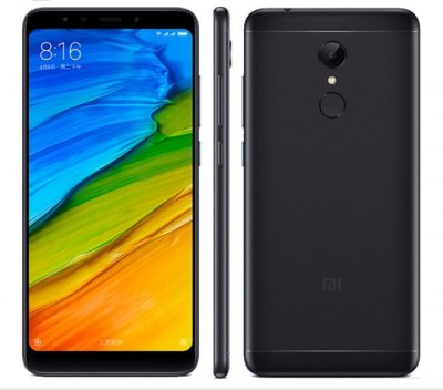 Xiaomi redmi 5 black