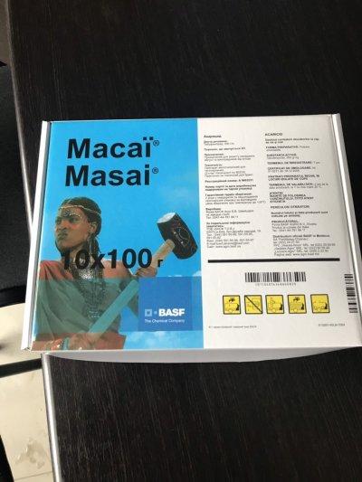 Масай акарицид Basf масаї против клещей 0,1 кг.