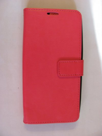 Розовый Флип-чехол для Lenovo K3 Note