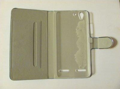 Винтажный бумажник-чехол для lenovo k5 плюс