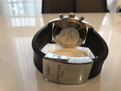 Мужские механические спортивные наручные часы BREITLING SUPEROCEAN