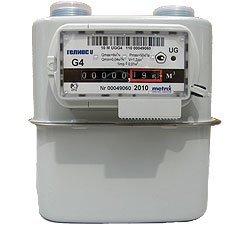 Счетчик газа G4 G6 G10