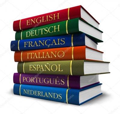 АНГЛийский, НЕМейкий, ФРанцузский, ИТальянский, ИСПанский языки