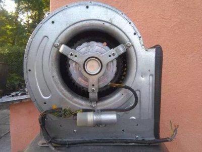 Вентилятор Nicotra Gebhardt DD 9/7 M934 типразмер 229 мм 230В