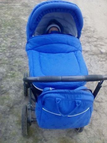 Продам коляску трансформер 2в1