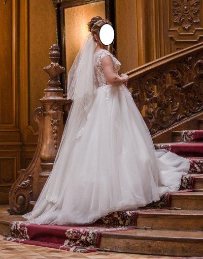 Сукня весільна, плаття