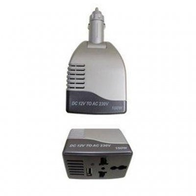 Автомобильный инвертор Astra 150W-USB от прикуривателя
