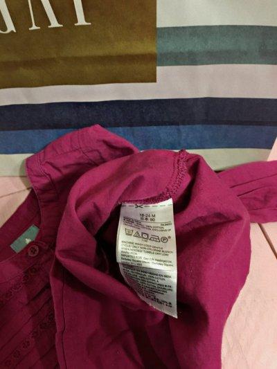 блузка gap