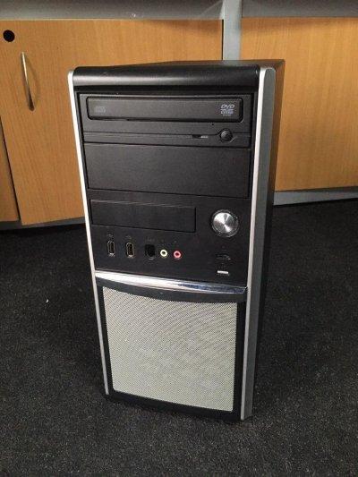 Б/у Системный блок Chiftec / i5-2400/ GTX 750 Ti/ 4GB DDR3/ 250 HDD