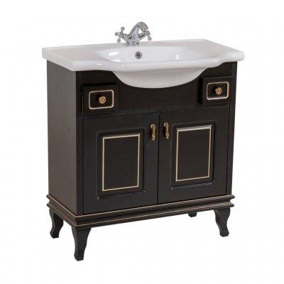 Мебель для ванной комнаты из натурального массива