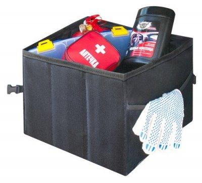 Органайзер пространства в багажник